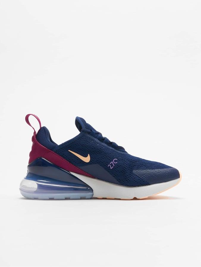 chaussures de sport 0c408 0546e Nike Air Max 270 Sneakers Blue Void/Crimson Tint/True Berry