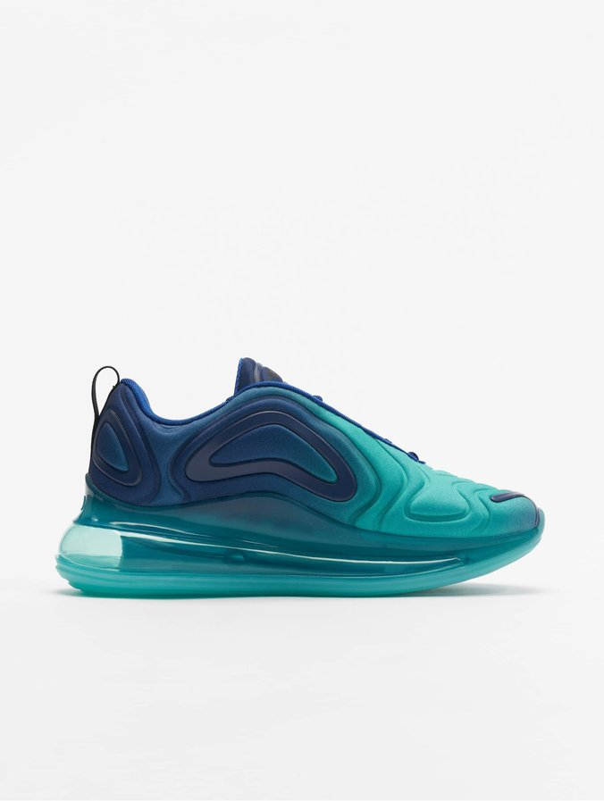 regarder 9553c 7fad9 Nike Air Max 720 Sneakers Deep Royal Blue/Black/Hyper Jade