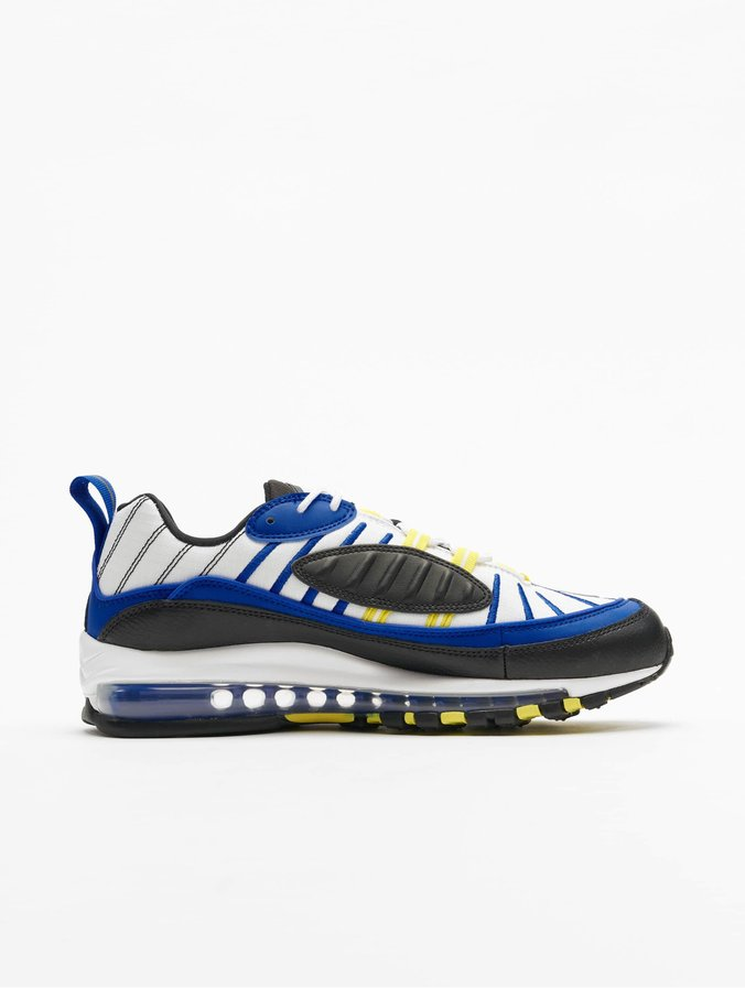 basket homme nike air max bleu