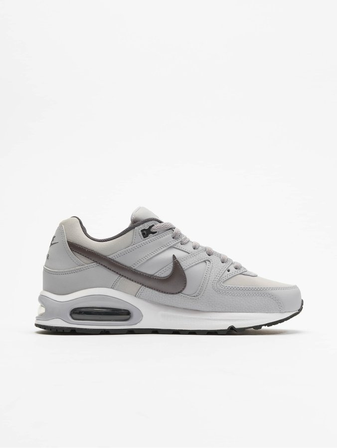 nouveau style afb47 9fdd9 Nike Air Max Command Leather Sneakers Wolf Grey/Metallic Drak Grey/Black