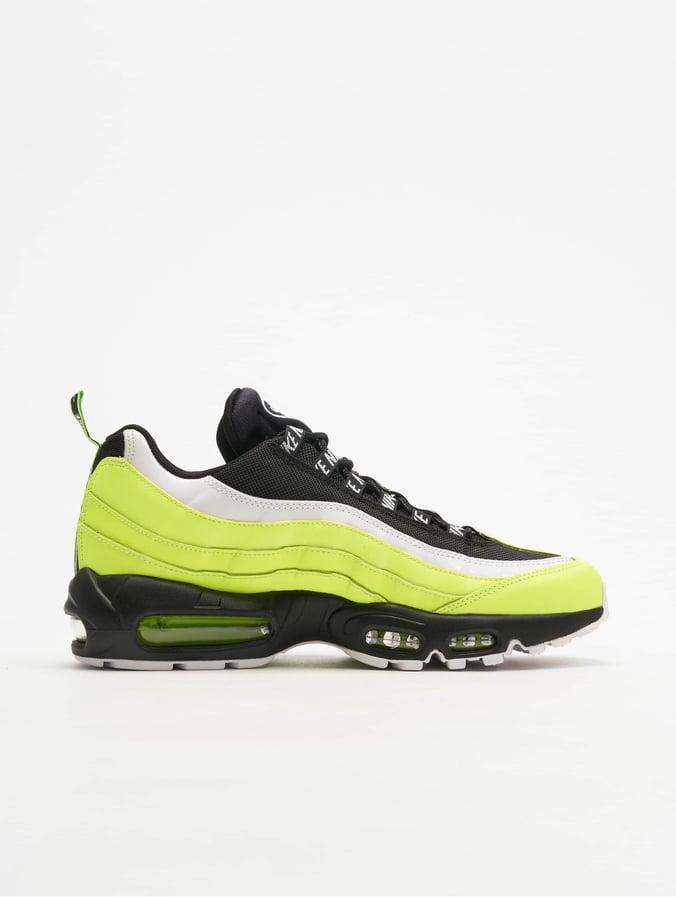 6e2540df6dd13 Nike | Air Max 95 Premium jaune Homme Baskets 539970