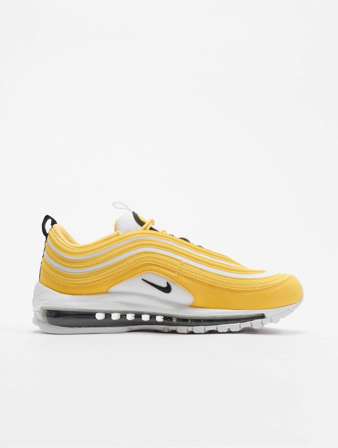 acheter en ligne 7be42 9e8f8 Nike Air Max 97 Sneakers Topaz Golden/Black/White