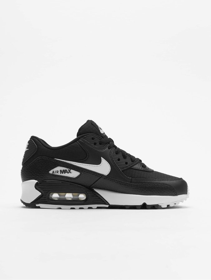 en soldes 06687 189a8 Nike Air Max Sneakers Black/Summit White/Black/Black