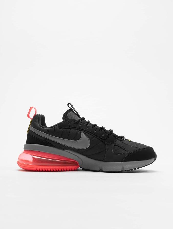 2d1845c25 Nike Air Max 270 Futura Sneakers Black/Cool Grey/Oil Grey/Hot Punch