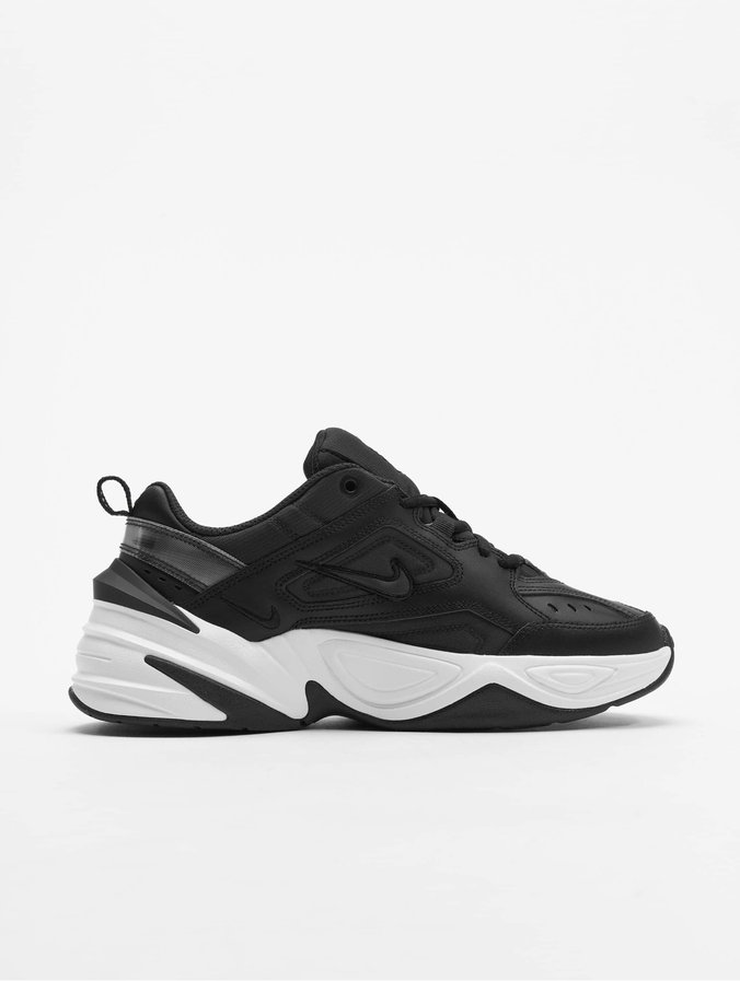 Nike M2K Tekno Sneakers Black/Oil Grey/White
