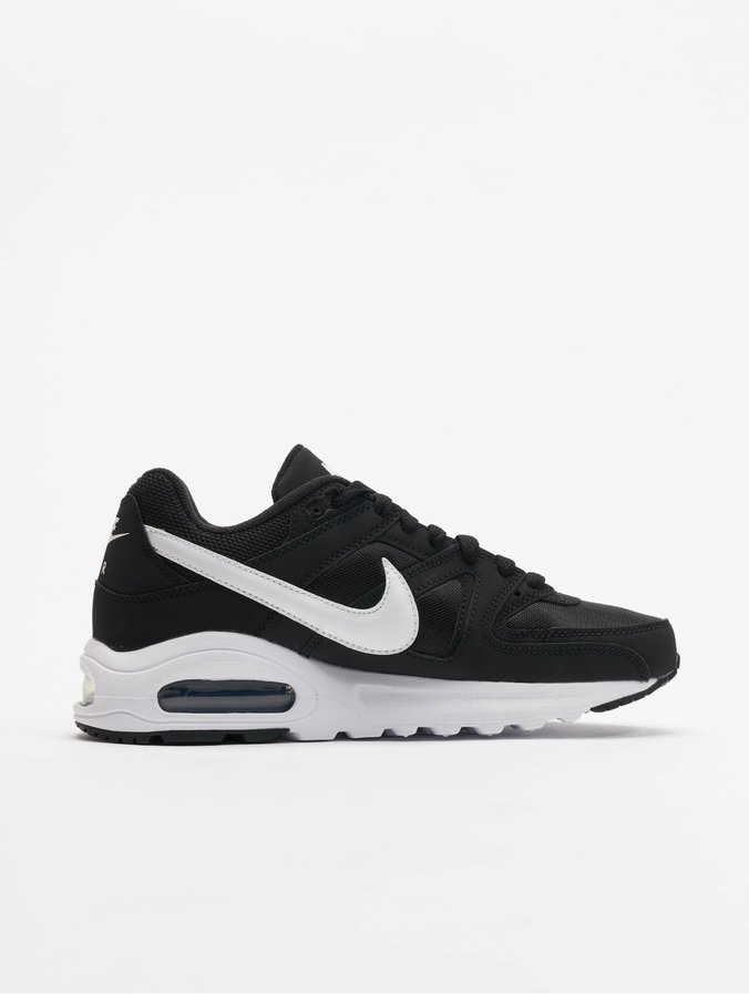 Nike Air Max Command Flex (GS) Sneakers Black/White/White
