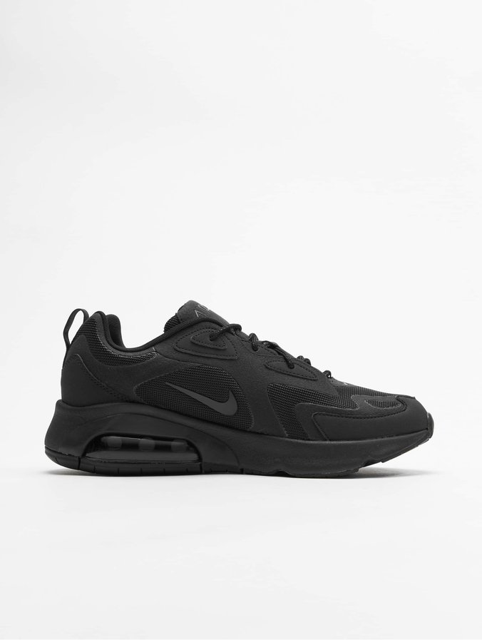 Nike Air Max 200 Sneakers Black/Black