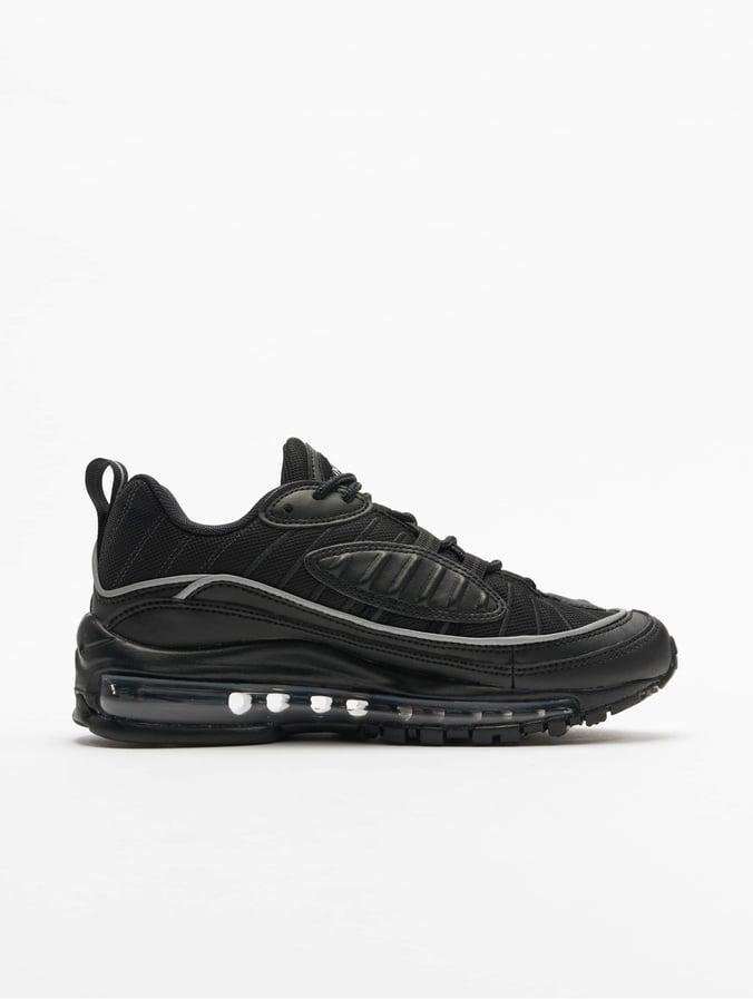 Nike | Air Max 98 noir Femme Baskets 713295