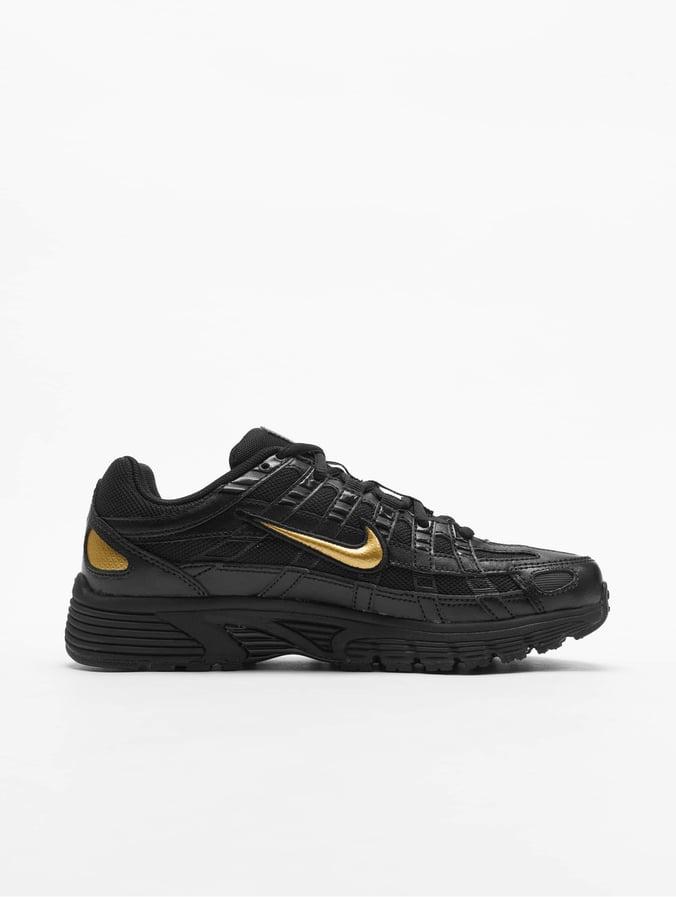 Nike P 6000 Essential Sneakers BlackMetallic GoldenOff Noir