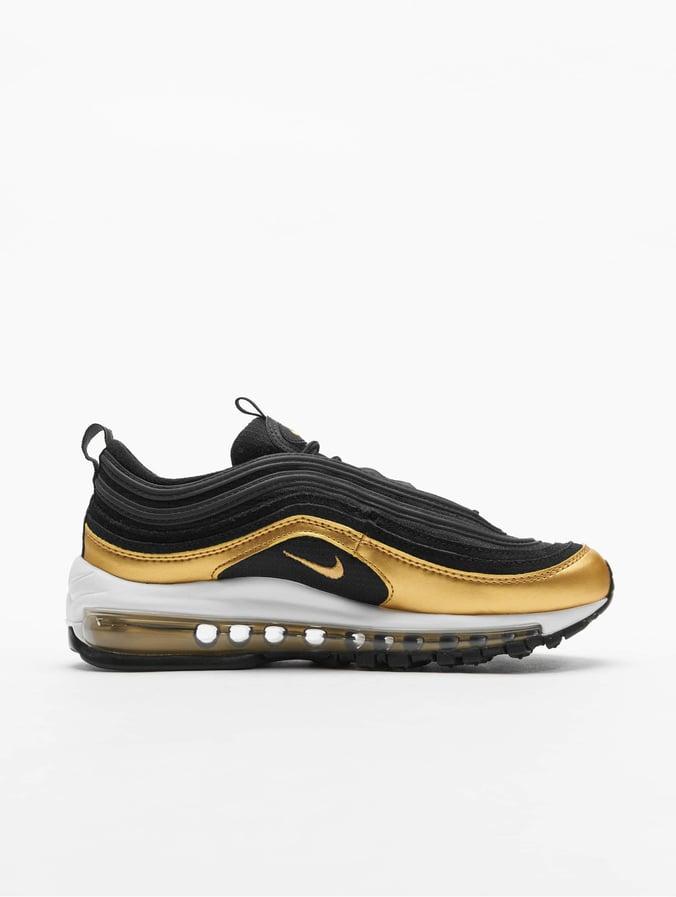 Nike Air Max 97 (GS) Sneakers BlackMetallic Golden