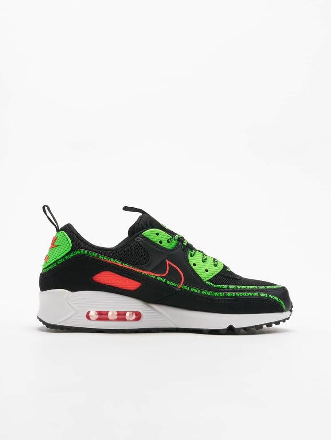Nike Air Max 90 Worldwide flash crimson Chaussures Baskets
