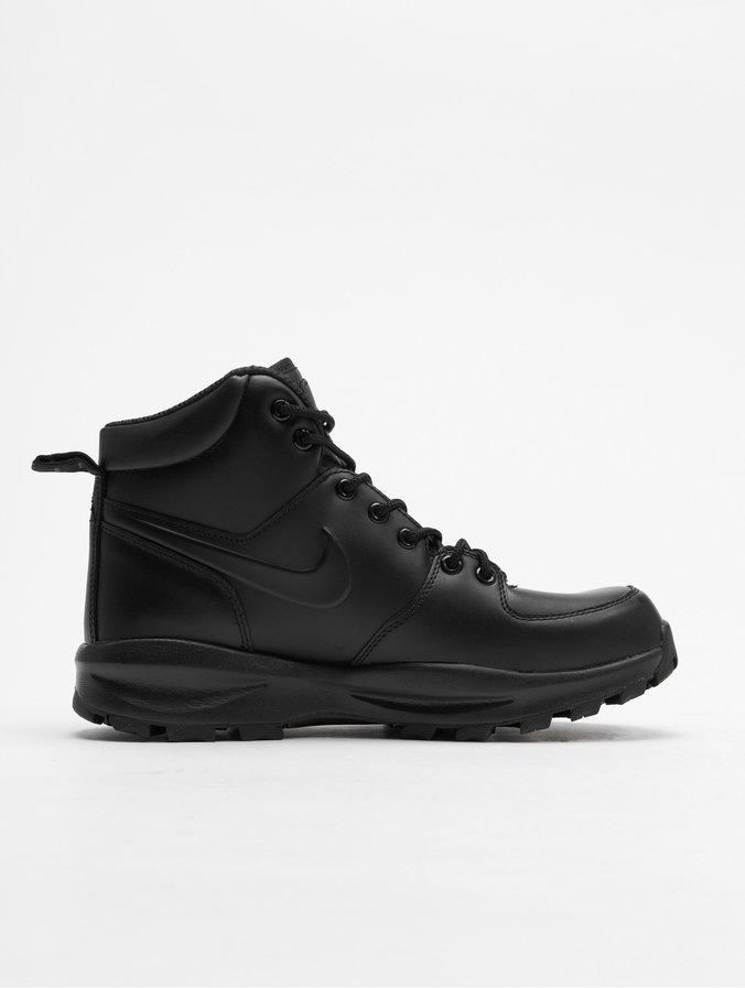 revendeur f4cd1 d8962 Nike Manoa Leather Boots Black/Black