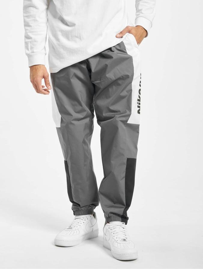 Nike Air Woven Sweat Pants Dark GreyWhiteBlackDark Grey