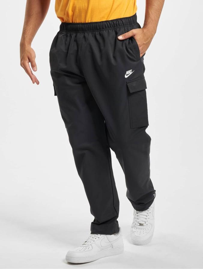 Pantalon de jogging Nike Woven Noir | FootKorner