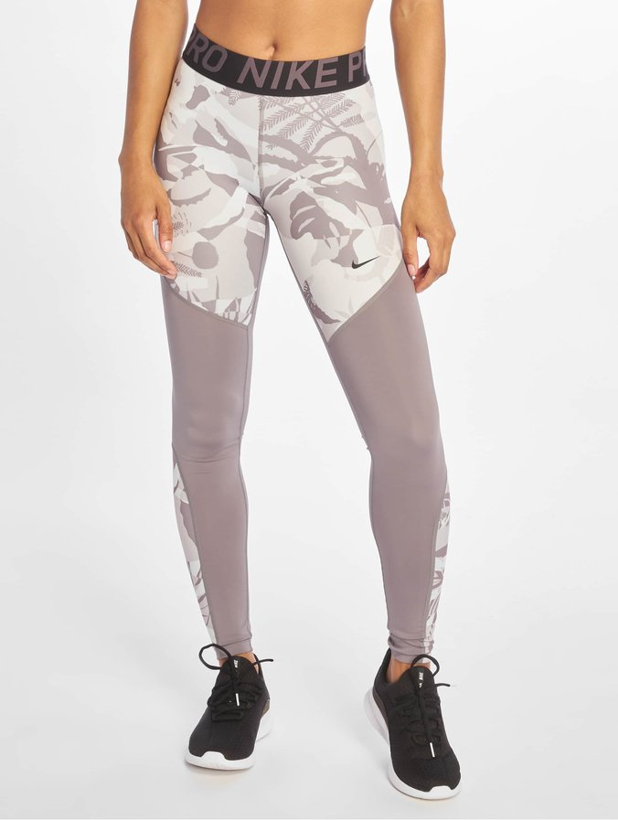 Nike Forest Camo Tight Leggings Atmosphere GreyGunsmokeBlack