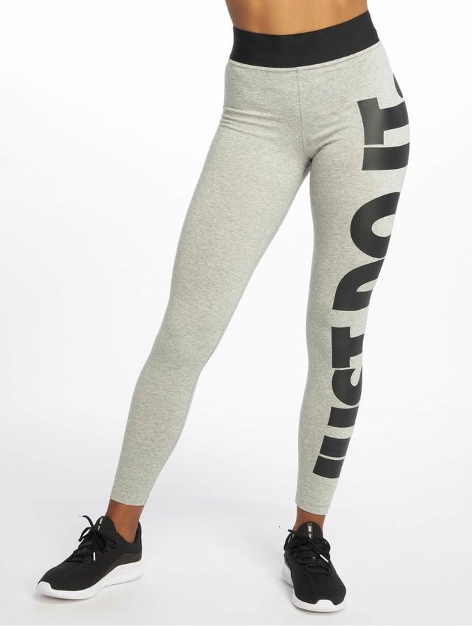 Nike Sportswear Leggings Dark Grey HeatherBlack