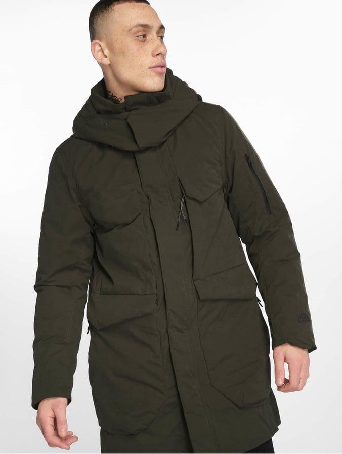 Nike Sportswear Tech Pack Winter Jacket Olive