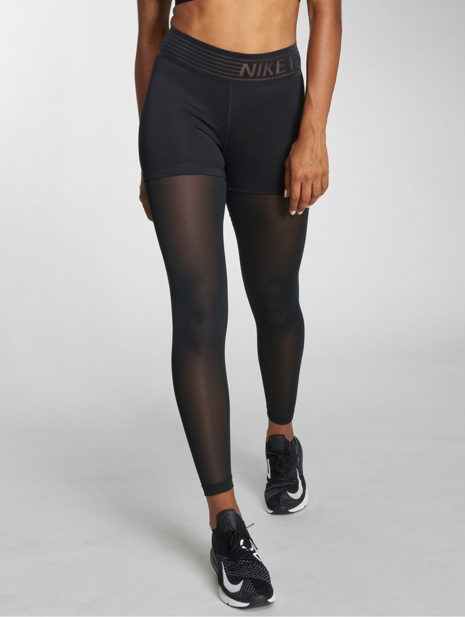 great deals 2017 new collection cheap prices Nike Pro Deluxe Tights Black/Black