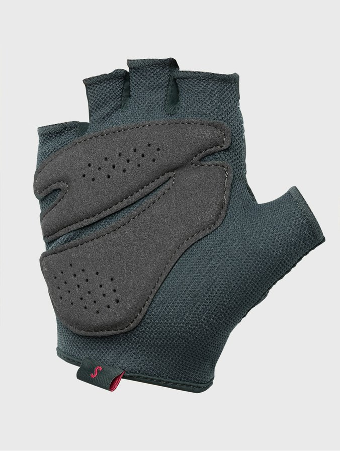 Nike Womens Printed Gym Elemental Fitness Gloves GunsmokeAnthracite