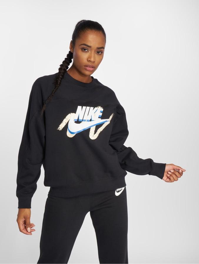 729122f9ba1fb8 Nike Damen Pullover Sportswear in schwarz 466894