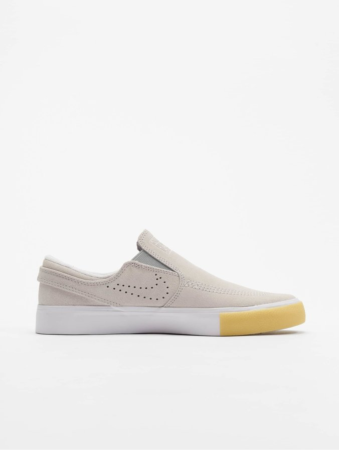 factory outlet great deals 2017 get online Nike SB Zm Janoski Slip Sneakers White/White/Vast Grey/Gum Yellow