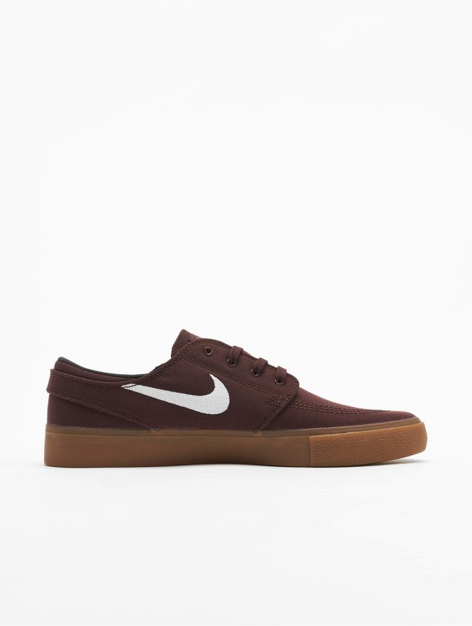 Nike SB Zoom Janoski Canvas RM Sneakers MahoganyWhiteGum Light Brown