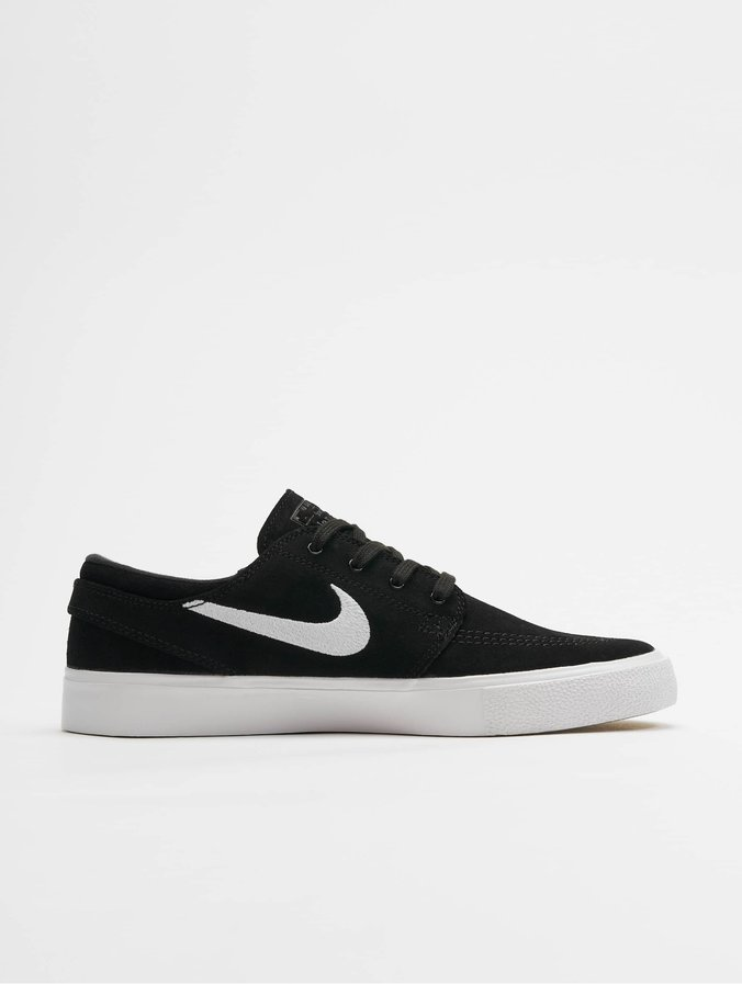 Nike SB Zoom Janoski Sneakers BlackWhiteThunder GreyGum Light Brown