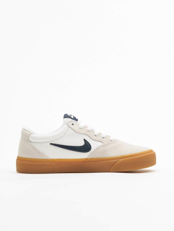 Nike SB Chron SLR Sneakers WhiteObsidianWhiteWhite