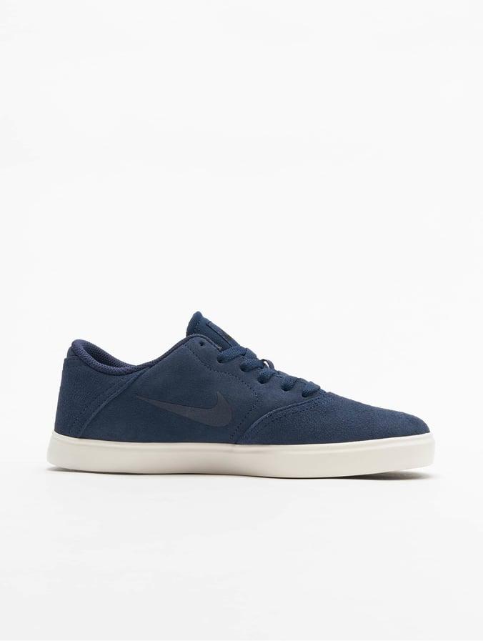 Nike SB Check Suede (GS) Sneakers Midnight NavyMidnight NavyBlack