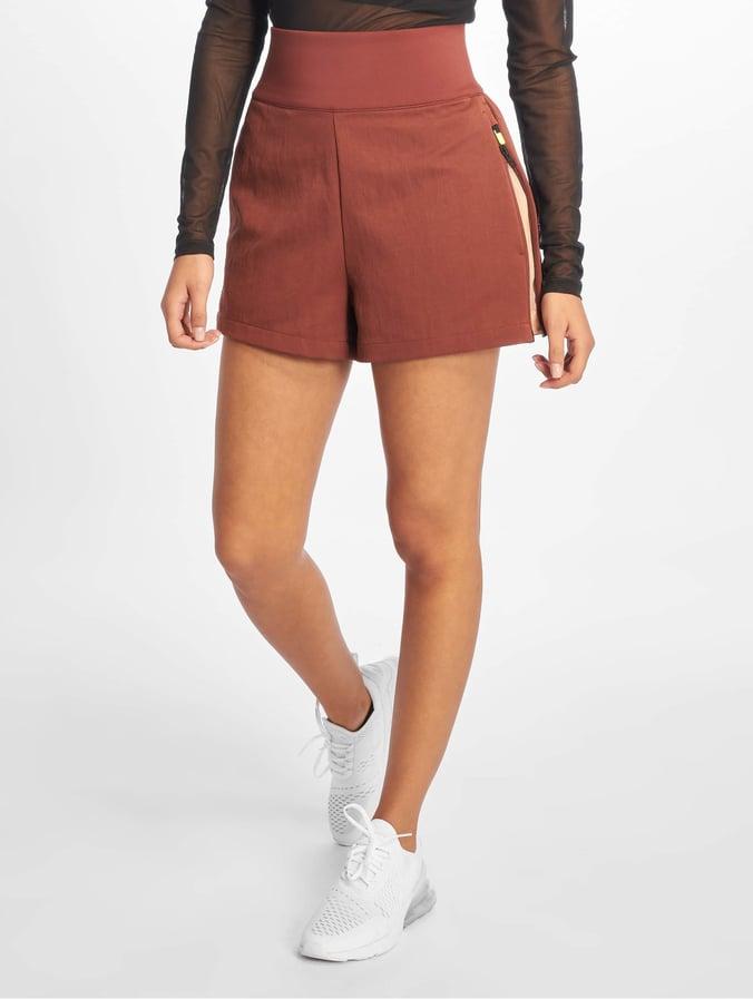 Nike TCH PCK Woven Shorts Pueblo BrownBlack