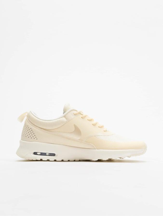 Nike AIR MAX THEA W Beige Schuhe Sneaker Damen 119 Low
