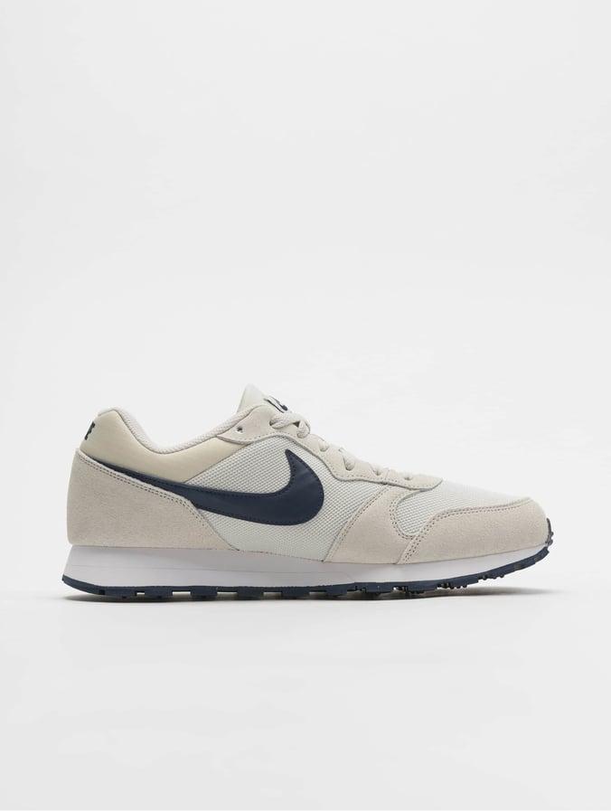 Nike Mid Runner 2 Sneakers Light Bone/Obsidian
