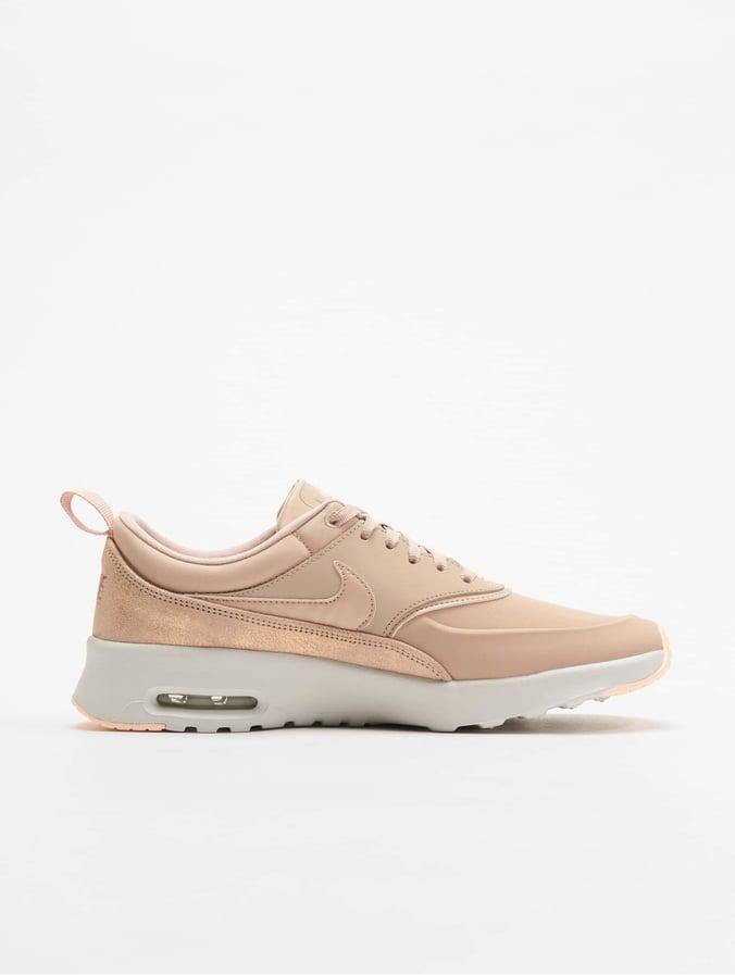 613170 Premium Thea Damen Sneaker Beige Max In Nike Women's ...