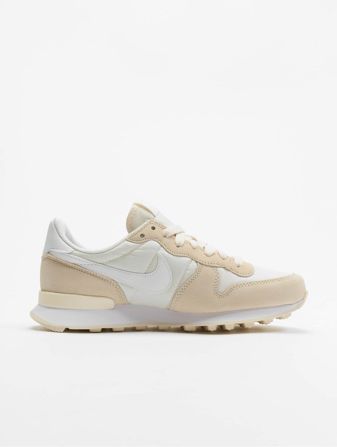 100% genuine classic fit picked up Nike Internationalist Sneakers Pale Ivory/Summit White/White