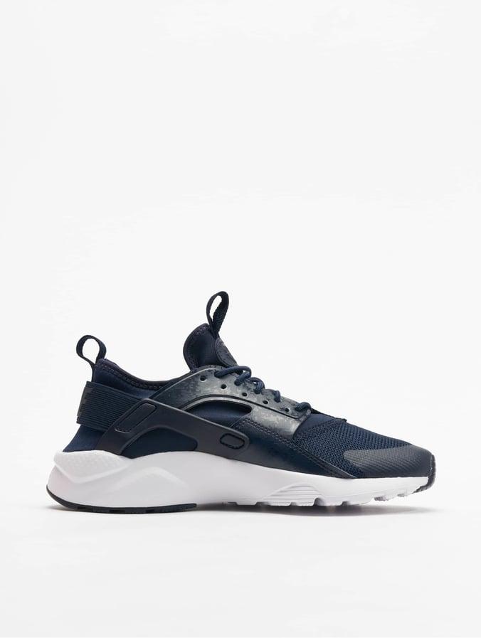 Nike Nike Air Huarache Run Ultra Gs Low Top Sneakers ObsidianObsidianWhite