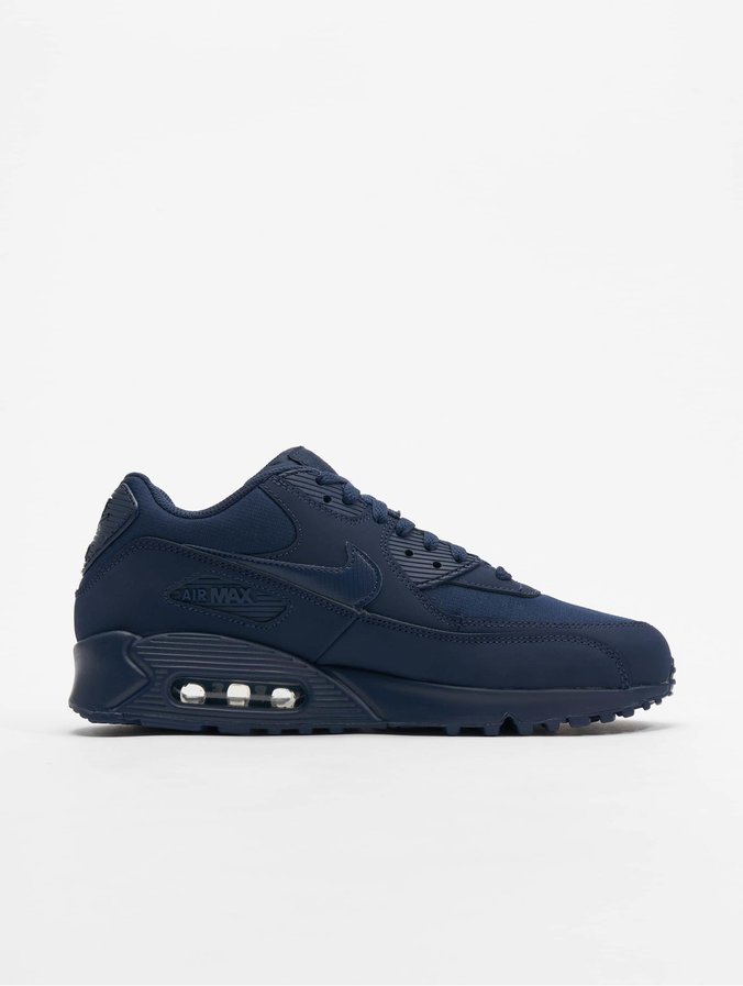 Nike AIR MAX 90 ESSENTIAL Sneaker Low Herren blau
