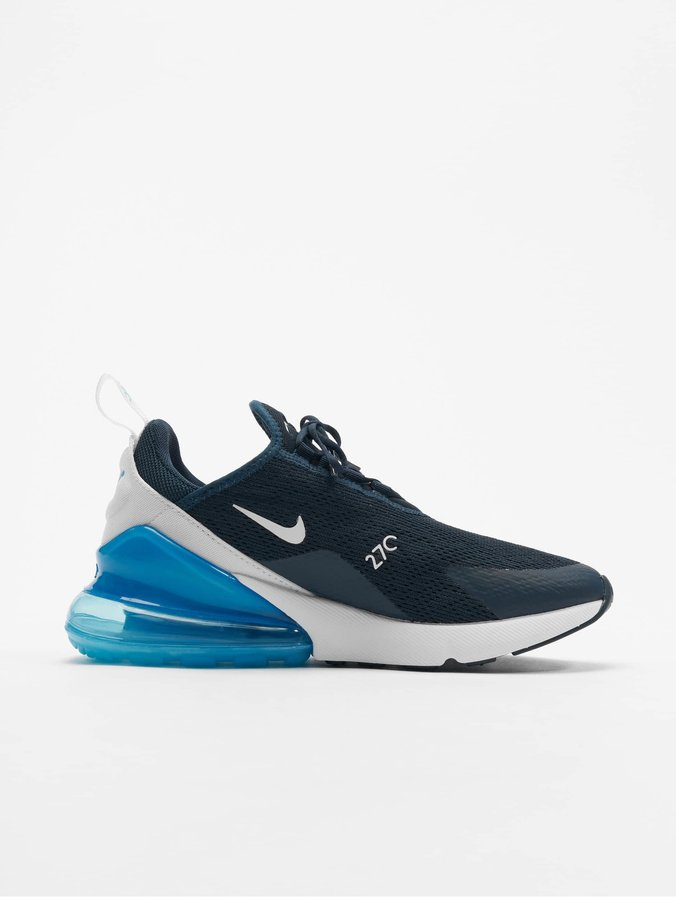 Nike Air Max 270 Sneakers Armory Navy/White/Blue Force/White
