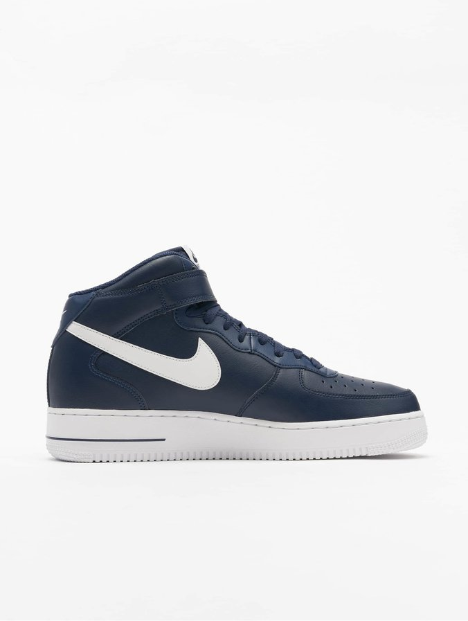 Nike Air Force 1 Mid '07 AN20 Sneakers Midnight NavyWhite