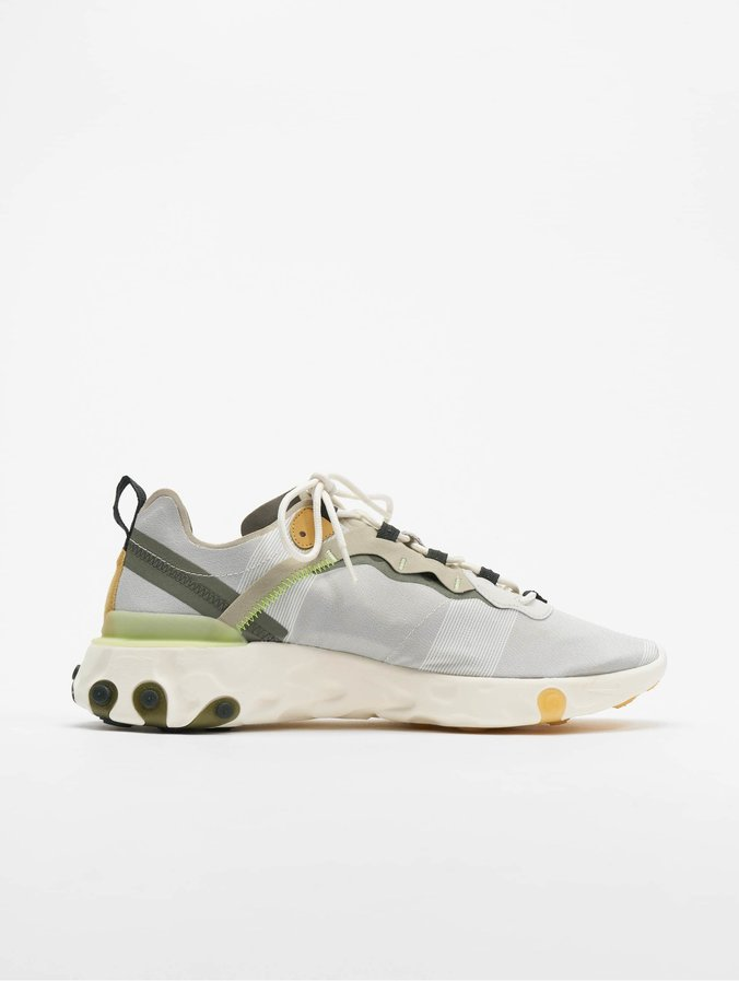 the best attitude 11c9b b29e0 Nike React Element 55 Sneakers Spruce Aura/Volt/Spruce Fog/Barely Volt