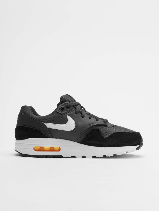 Nike Air Max 1 (GS) Sneakers AnthraciteWhiteBlackAmarillo