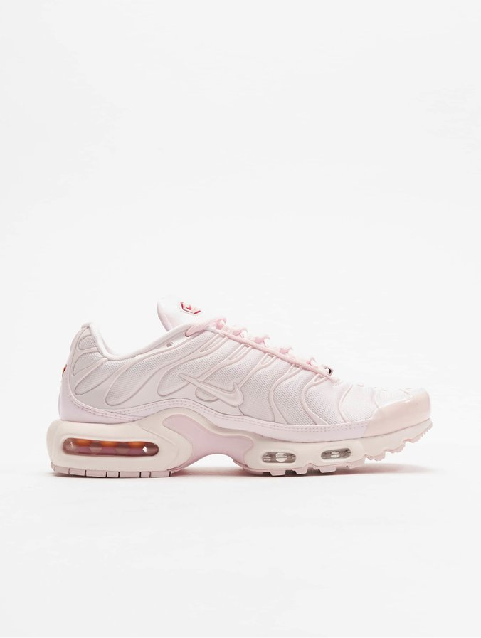 Nike Air Max Plus TN SE Sneakers Pale Pink/Pale Pink/University Red