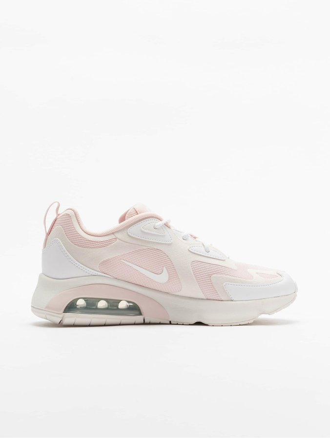 Sneakers White Max Air Soft PinkWhiteSummit Nike Light 200 trhQdsxC