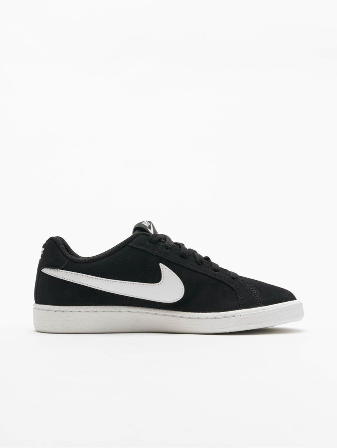 Nike Court Royale Suede Sneakers BlackWhite