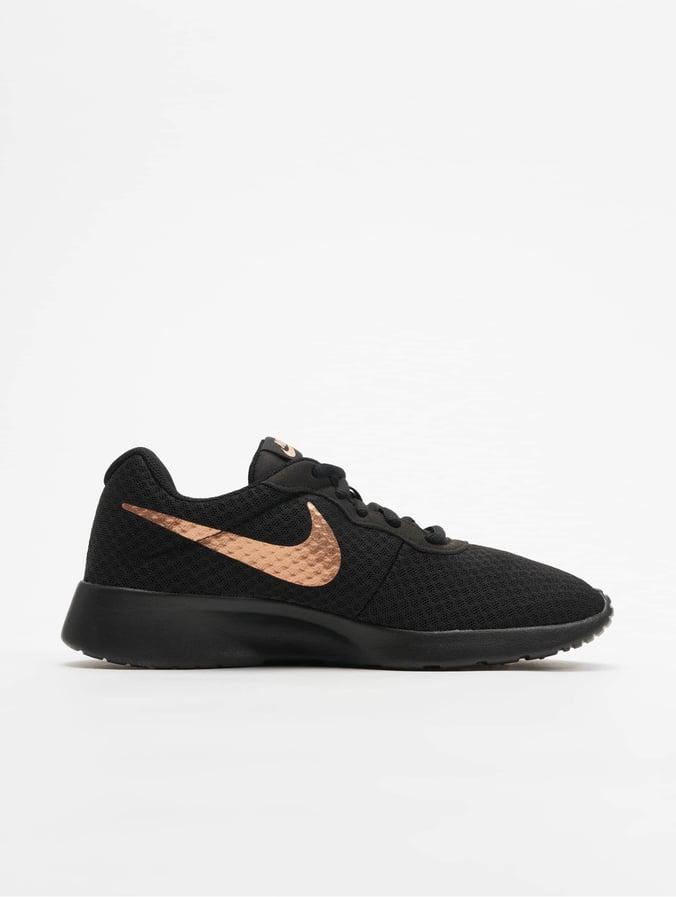 Nike Tanjun Sneakers Black/Mtlc Red Bronze