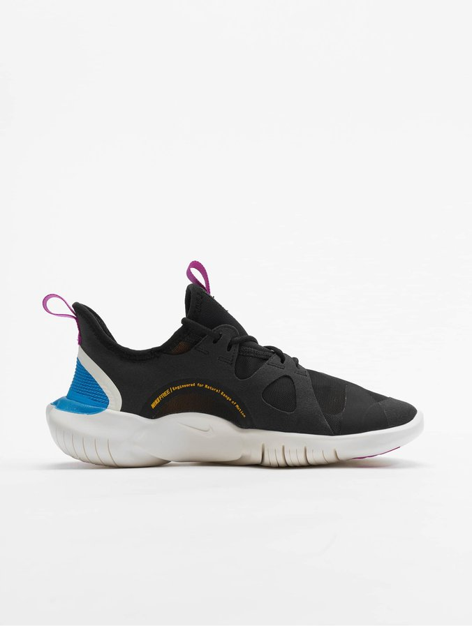 Nike Free Run GS Kinder Sneaker violet | 833993 500 | Sport