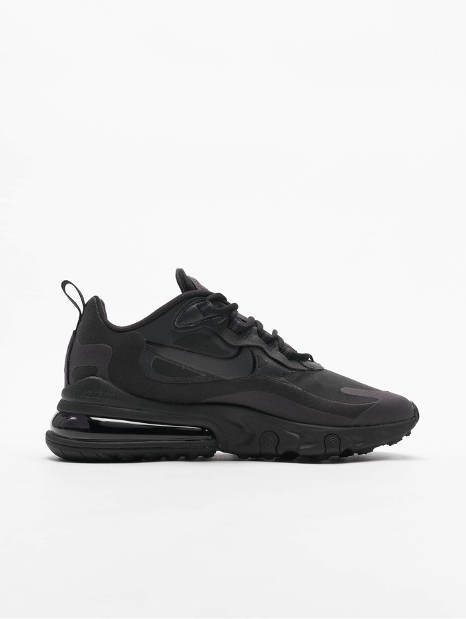 Nike Damen Sneaker Air Max 270 React In Schwarz 714710
