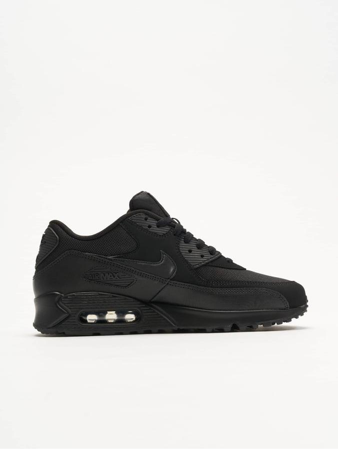 2abfcf13c6724 Nike Herren Sneaker Air Max 90 Essential in schwarz 91372