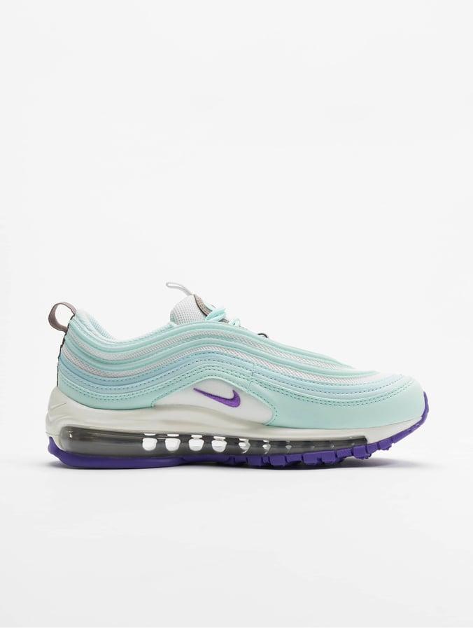 Damen Nike Sneaker | Nike Air Max Thea W Schuhe blau türkis