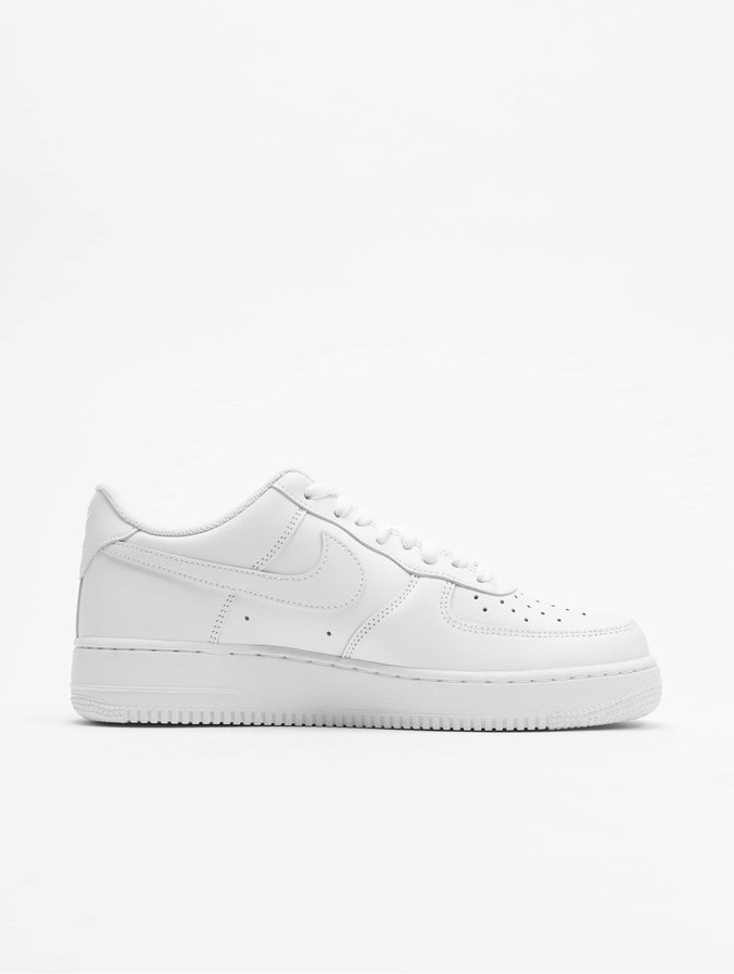 Nike Air Force 1 '07 Basketball Shoes WhiteWhite