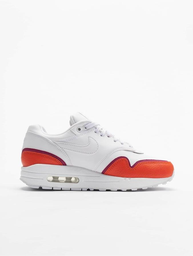 Nike Air Max 1 SE Sneakers WhiteWhiteTeam OrangeTrue Berry